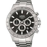 orologio cronografo uomo Lorus Sports RT379EX9