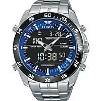 orologio cronografo uomo Lorus Sports RW629AX9