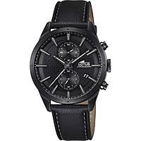 orologio cronografo uomo Lotus Chrono 18317/1