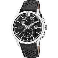 orologio cronografo uomo Lotus Chrono 18366/3