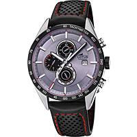 orologio cronografo uomo Lotus Chrono 18370/3