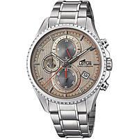 orologio cronografo uomo Lotus Chrono 18526/2