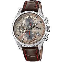 orologio cronografo uomo Lotus Chrono 18527/2