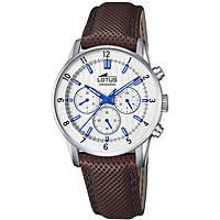 orologio cronografo uomo Lotus Chrono 18578/1