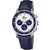 orologio cronografo uomo Lotus Chrono 18578/2