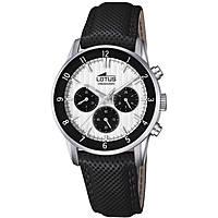 orologio cronografo uomo Lotus Chrono 18578/3