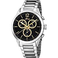 orologio cronografo uomo Lotus Minimalist 18114/4