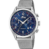 orologio cronografo uomo Lotus Smart Casual 18555/3