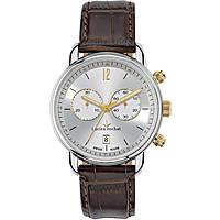 orologio cronografo uomo Lucien Rochat Geste' R0471607001