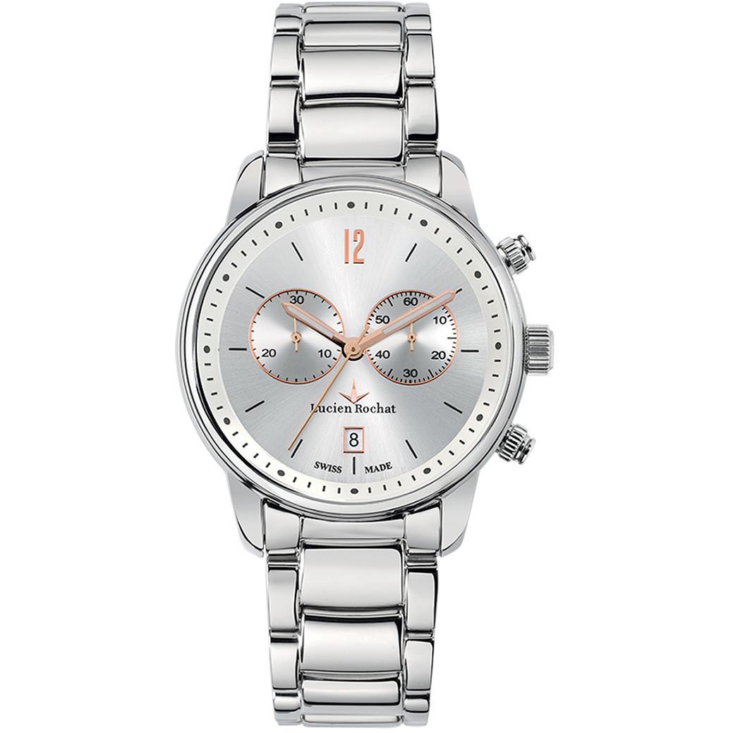 orologio cronografo uomo Lucien Rochat Geste' R0473607002