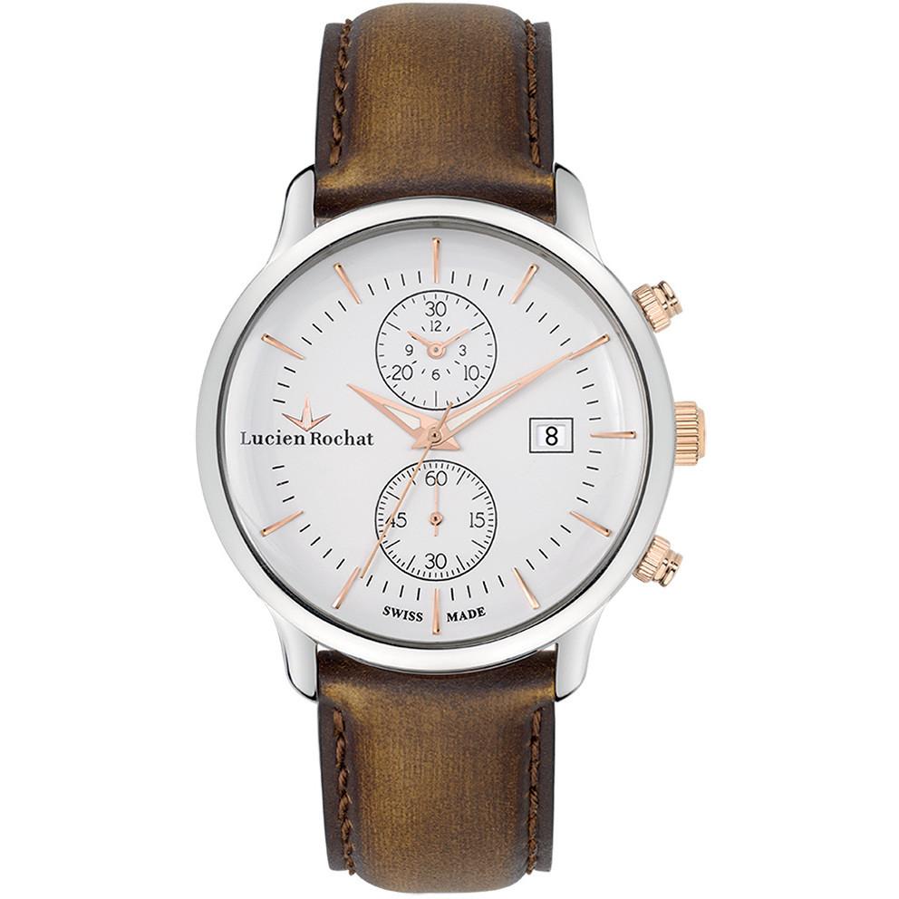 orologio cronografo uomo Lucien Rochat Granville R0471606002