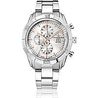 orologio cronografo uomo Lucien Rochat Krab R0473603004