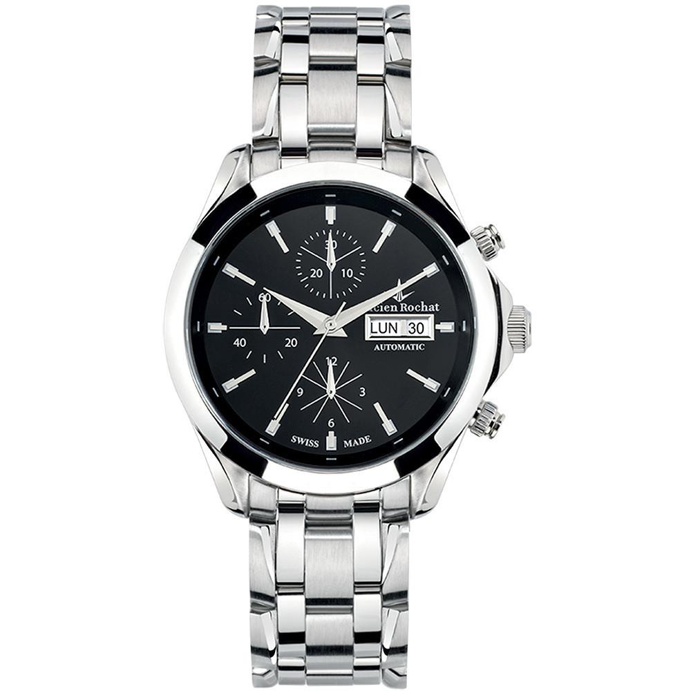 orologio cronografo uomo Lucien Rochat Montpellier R0443604001