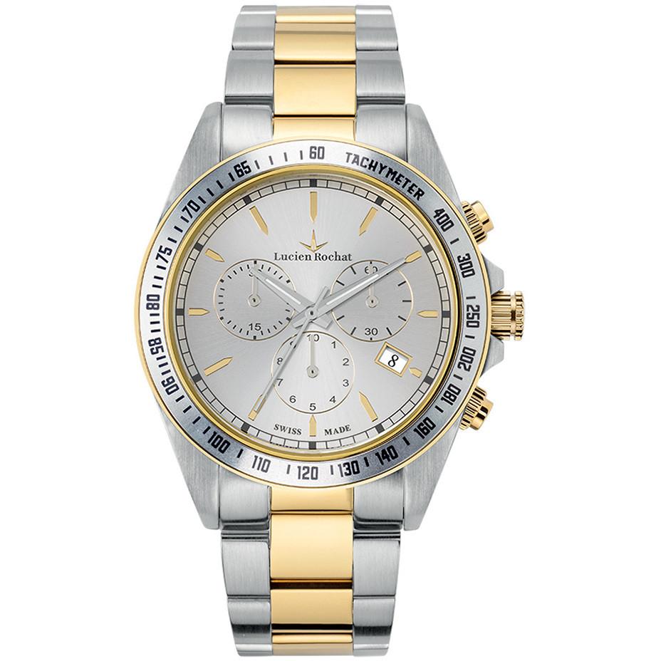 orologio cronografo uomo Lucien Rochat Reims R0473605001