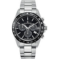 orologio cronografo uomo Lucien Rochat Reims R0473605002