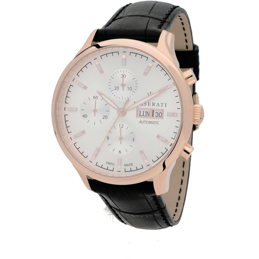 orologio cronografo uomo Maserati Attrazione R8841626001