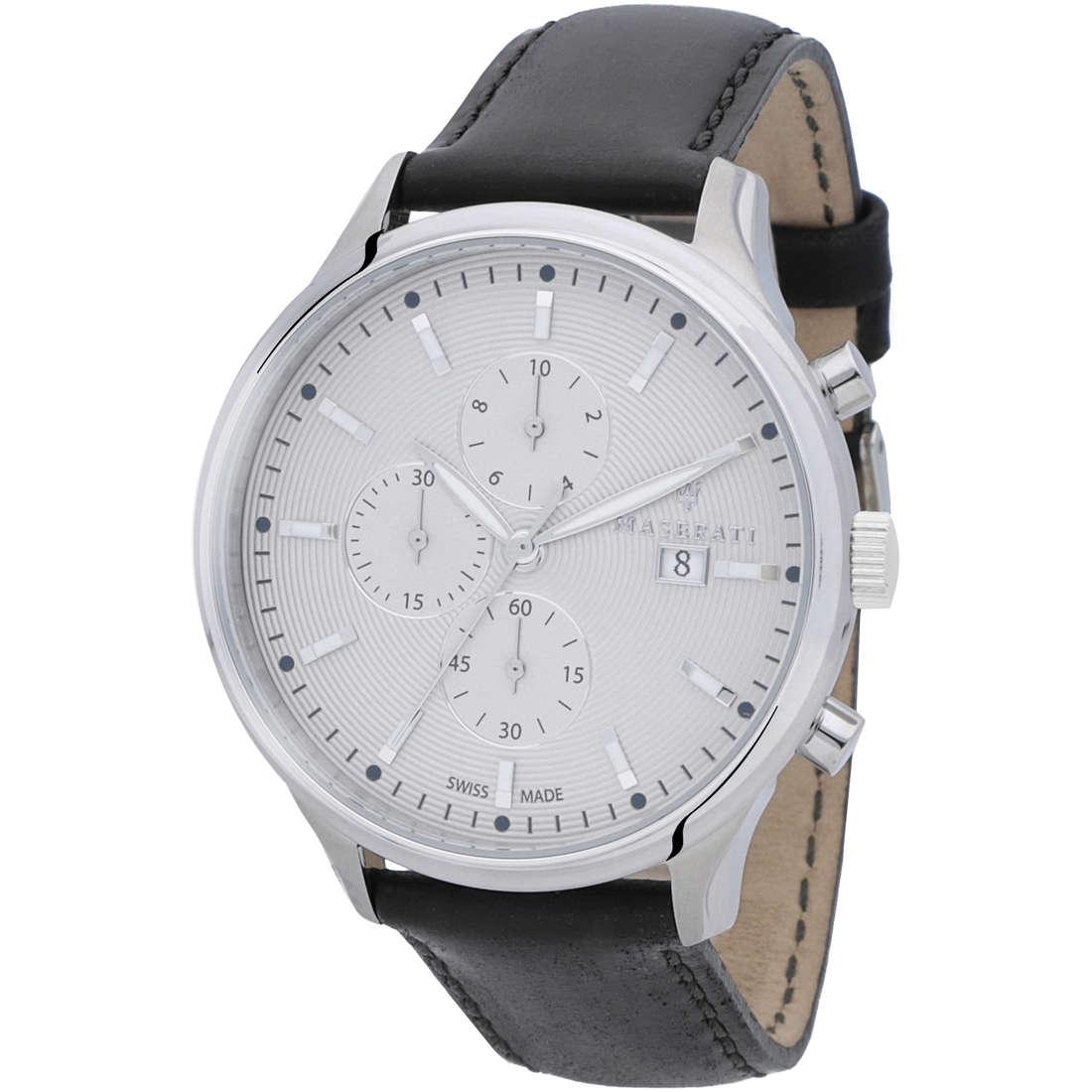 orologio cronografo uomo Maserati Attrazione R8871626002