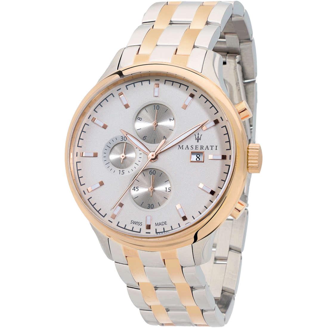 orologio cronografo uomo Maserati Attrazione R8873626002