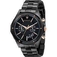 orologio cronografo uomo Maserati Circuito R8873627001
