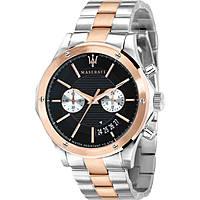 orologio cronografo uomo Maserati Circuito R8873627004
