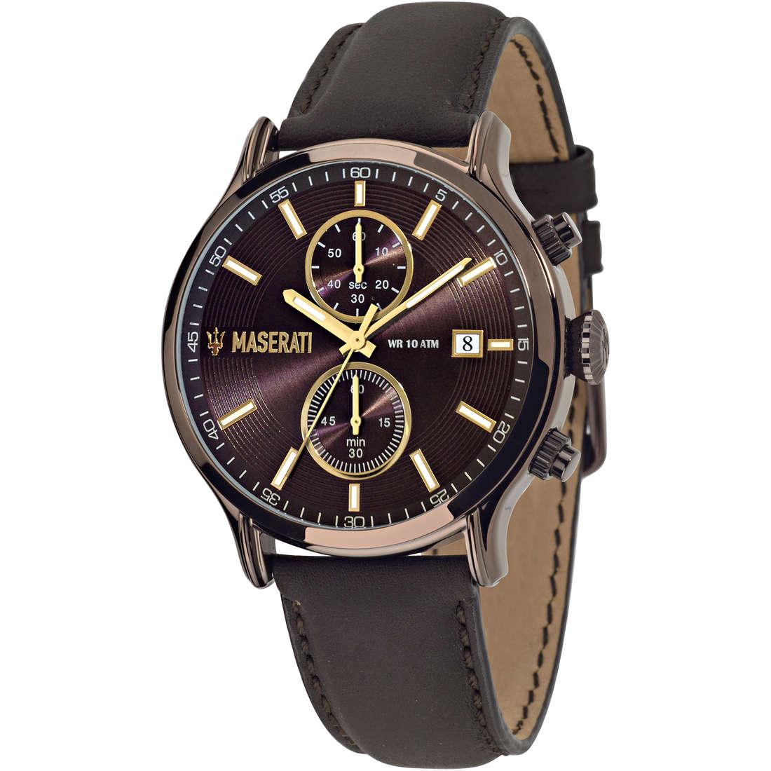 orologio cronografo uomo Maserati Epoca R8871618006