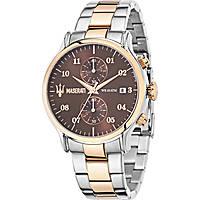 orologio cronografo uomo Maserati Epoca R8873618001