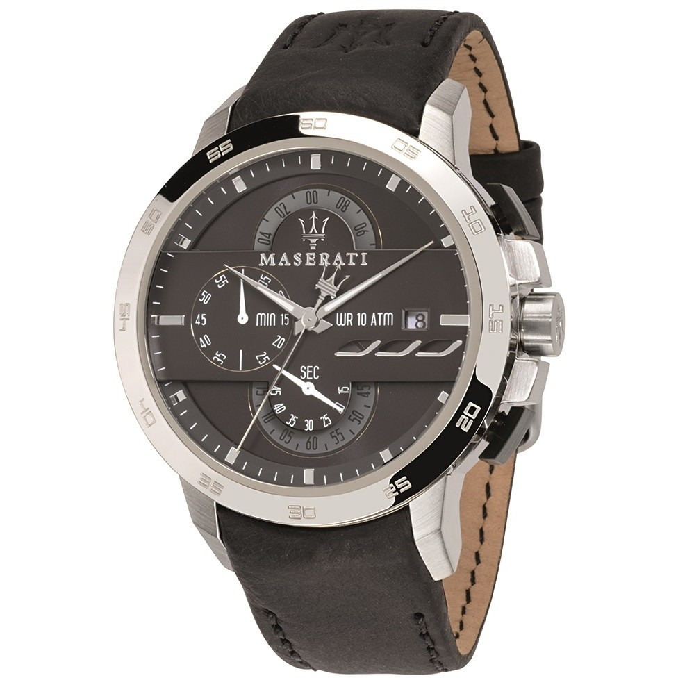 orologio cronografo uomo Maserati Ingegno R8871619004