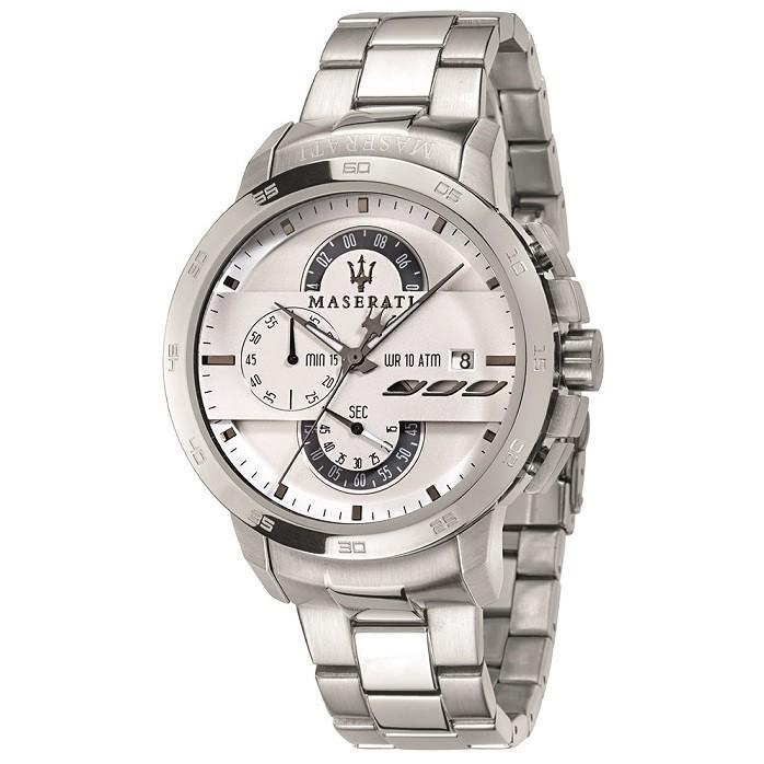 orologio cronografo uomo Maserati Ingegno R8873619004