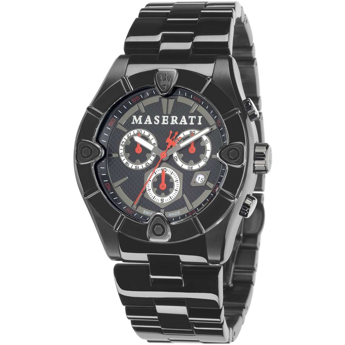 orologio cronografo uomo Maserati MECCANICA R8873611001