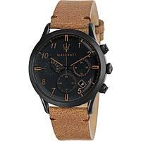 orologio cronografo uomo Maserati Ricordo R8871625003