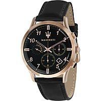 orologio cronografo uomo Maserati Ricordo R8871625004