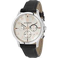orologio cronografo uomo Maserati Ricordo R8871625006