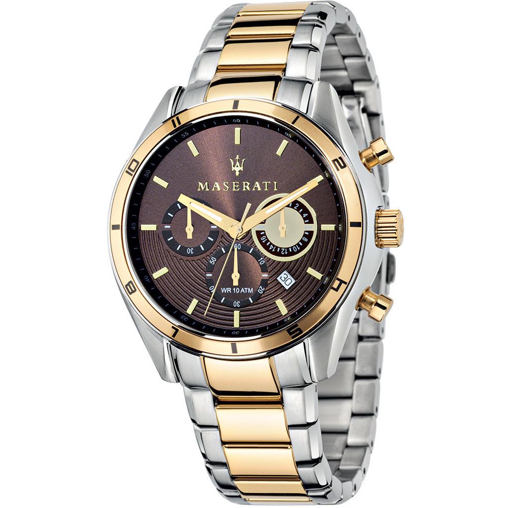 orologio cronografo uomo Maserati Sorpasso R8873624001