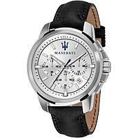 orologio cronografo uomo Maserati  Successo R8871621008