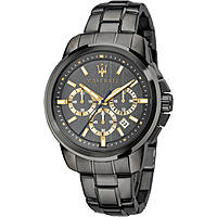 orologio cronografo uomo Maserati  Successo R8873621007