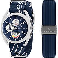 orologio cronografo uomo Maserati  Trimarano R8851132003