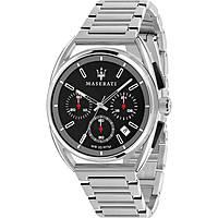 orologio cronografo uomo Maserati  Trimarano R8873632003
