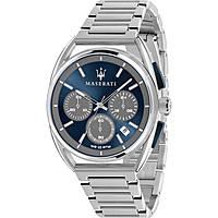 orologio cronografo uomo Maserati  Trimarano R8873632004