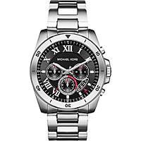 orologio cronografo uomo Michael Kors Brecken MK8438