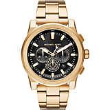 orologio cronografo uomo Michael Kors Grayson MK8599