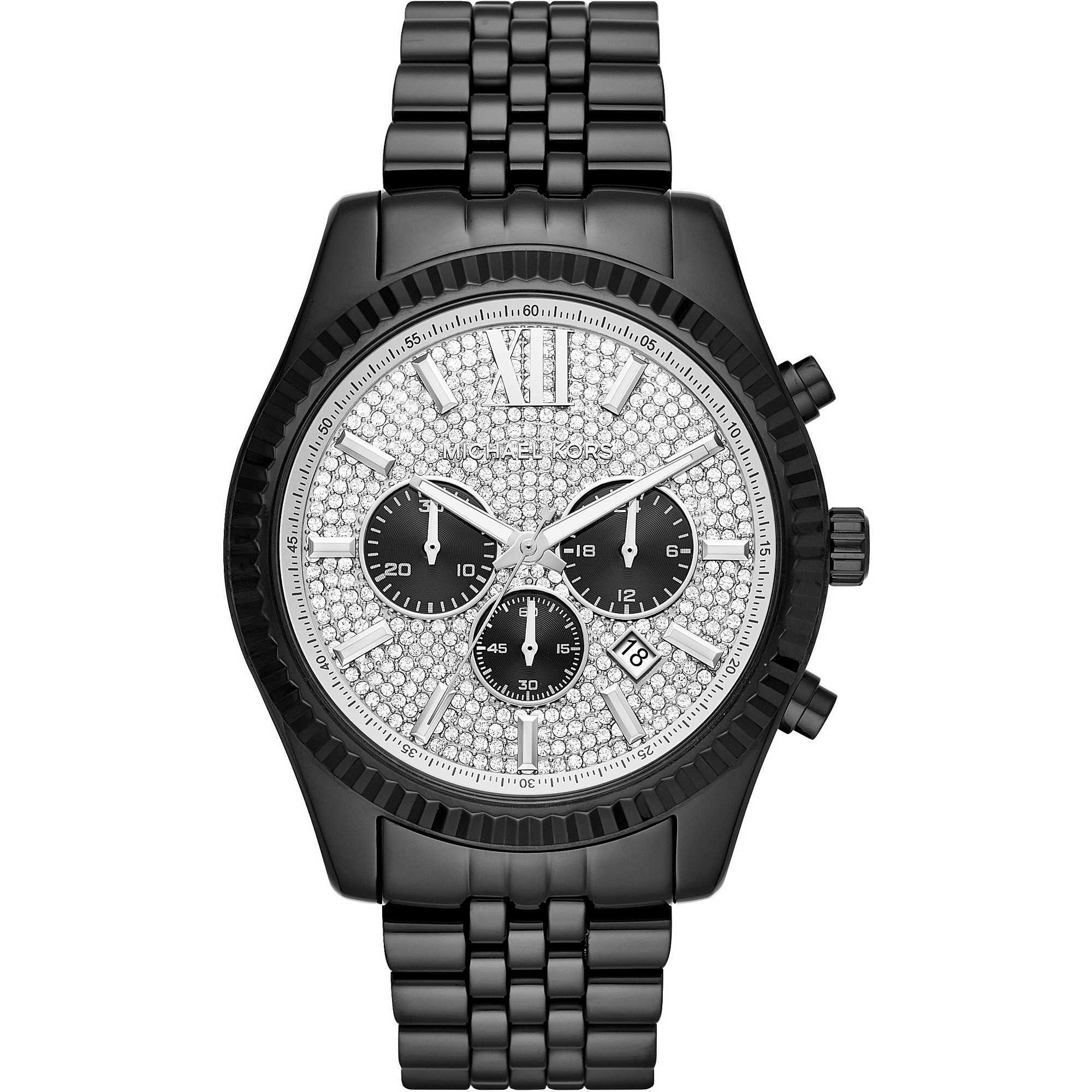 super popular ec808 21243 orologio cronografo uomo Michael Kors Lexington MK8605
