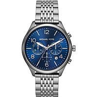 orologio cronografo uomo Michael Kors Merrick MK8639