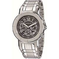orologio cronografo uomo Morellato Black & White SHT002