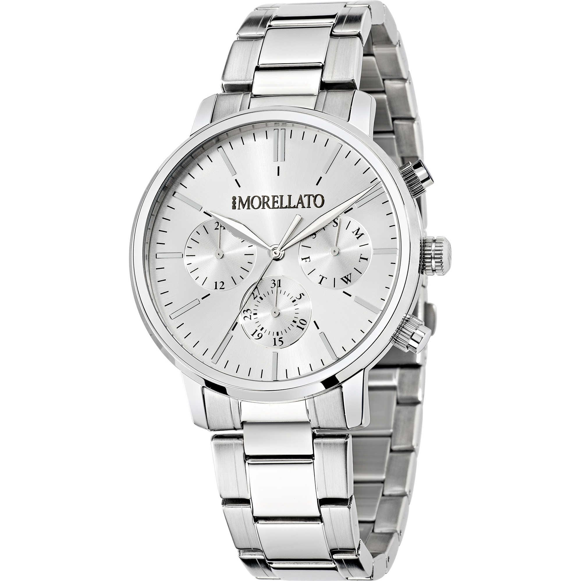 orologio cronografo uomo Morellato Sorrento R0153128002 cronografi ... dfe5afe2c37