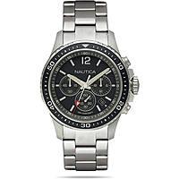 orologio cronografo uomo Nautica Freeboard NAPFRB012