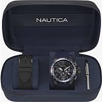 orologio cronografo uomo Nautica Galley NAPGLY001