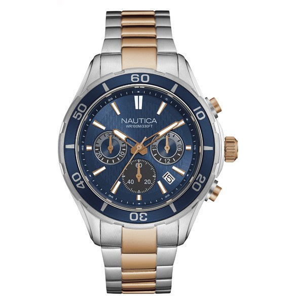 orologio cronografo uomo Nautica NAD21508G