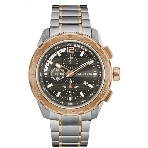orologio cronografo uomo Nautica NAD26503G