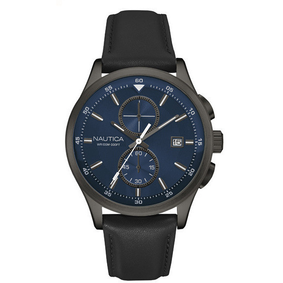 orologio cronografo uomo Nautica Nct 19 NAD18522G