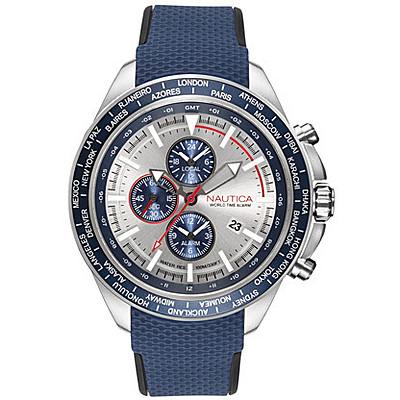 l'ultimo f72a9 27512 orologio cronografo uomo Nautica Ocean Beach NAPOBP902